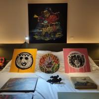 「台灣潮」街頭塗鴉搬進飯店藝博會 融合當代藝術跨界激盪台北登場