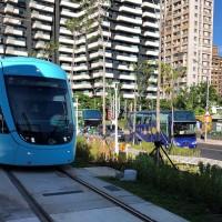 Taiwan Danhai Light Rail's 1st phase Blue Sea Line opening late 2020