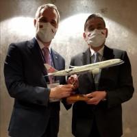 布拉格市長:台北捷克直航有望 「華航」名稱與中國無關