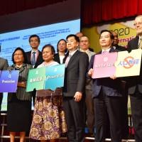 台灣防制人口販運連11年1級 內政部:大會手冊首度放置印越泰手語救援資訊