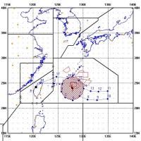 日本關切「梅莎」颱風走向 出資委託台灣「追風團隊」空中觀測