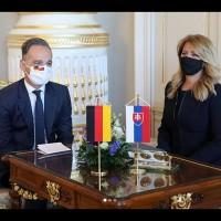 【捷克團訪台灣】斯洛伐克女總統力挺維特齊議長、推文批中國威脅 德國法國均聲援