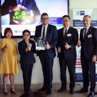 回饋台灣社會 21家德國廠商發表「德商對台企業社會責任專刊」