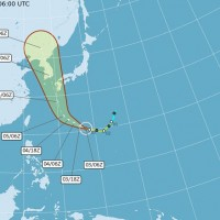 Typhoon Haishen expected to affect Japan, Korea