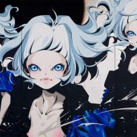 村上隆「星探獎」得主!日本藝術家松浦浩之台灣個展 動漫美學進駐台北誠品畫廊