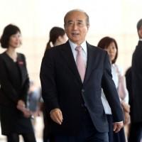 Former Taiwan legislative speaker urged not to attend Straits Forum