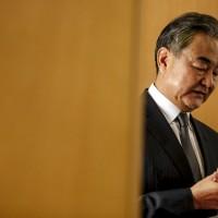 中國戰狼外交受挫 外長王毅訪歐屢遭潑冷水