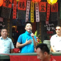 KMT rising star rumored to run for mayor of Taipei in 2022