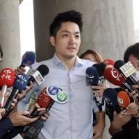 【決戰2022】鬆口選台北市長? 蔣萬安:國民黨市黨部一直向我反映民眾心聲
