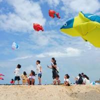 為期7天!2020澎湖國際風箏節今日登場 來自台灣、法國、德國等國特色風箏同場競技