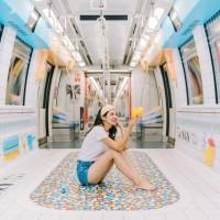 台灣觀光局將懷舊「阿嬤浴缸」搬進新加坡地鐵 奪美國高峰「創意廣告」銀獎