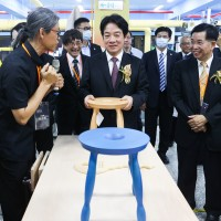 Taiwan university sets up high-tech woodcraft center