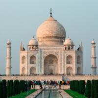 印度武漢肺炎疫情世界第二高 泰姬瑪哈陵將重新開放