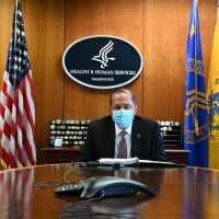 Taiwan envoy, US health secretary discuss health cooperation