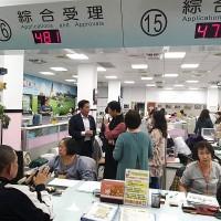【更新】台灣戶政系統大當機 內政部:已請戶政事務所改「人工收件」