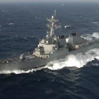美國海軍與日本、南韓、澳洲戰艦 在太平洋聯合演練、強化區域穩定