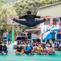 台灣「雲門舞蹈蒲公英」文化體驗教育計畫 前進4縣市29所偏鄉小學