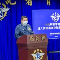 Chinese military encroachment threatens peace: Taiwan's defense ministry