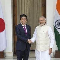 India, Japan sign military pact as China tensions rise