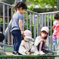 台灣食藥署:因製程不同 兒童立體醫用口罩暫不標鋼印