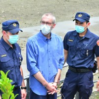 Convicts in dismemberment of Canadian brought back to Taiwan crime scene