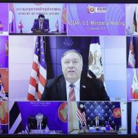 美國積極加強與歐洲、東協國家聯盟 共同對抗中國