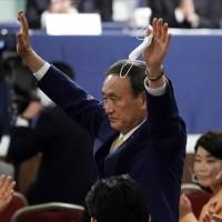 【快訊】菅義偉當選日本自民黨總裁 將繼安倍之後出任新首相
