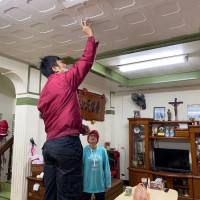 Residents in Taiwan's Hualien urged to install smoke alarms as home fires increase