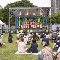 台灣森林市集結合音樂野台 五感工作坊體驗大自然
