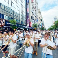 Taiwan wind orchestra to hold tribute concert for LGBT rights activists