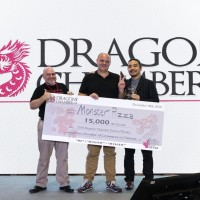 Dragons' Chamber pitch event for foreign entrepreneurs coming to Taipei