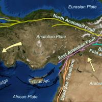 土耳其專家預警馬爾馬拉海強震將具毀滅性 該區將朝希臘偏移約2.5公尺