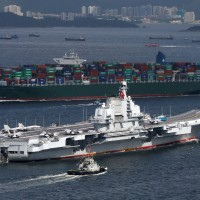 China's third aircraft carrier could be combat ready by 2023