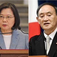 New Japan PM signals intention to phone Taiwan president