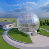 Taiwan's Foxconn completes steel frame for data center dome in Wisconsin