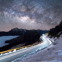 Taiwan launches first dark sky park in Hehuanshan