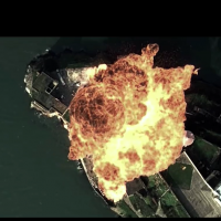 欺負領導電影看得少? 中國解放軍模擬轟炸美軍「關島基地」大內宣影片、遭抓包偷好萊塢電影片段