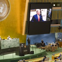 US-China tensions take center stage at UN as Trump accuses Beijing of unleashing 'plague'