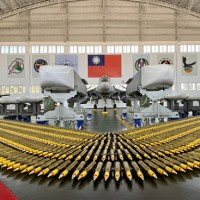 Taiwan unveils cruise missiles designed to strike Chinese military installations