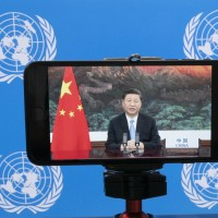 China tells UN it does not want war of any kind