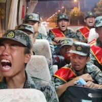 Chinese media cries foul at Taiwan take on PLA soldiers weeping
