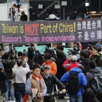 Only 2% of Taiwanese polled consider themselves 'Chinese'