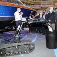 2020台灣創新技術博覽會 中科院展現多項科研產品