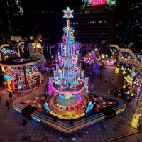 Taipei to hold Christmas festival in 4 shopping districts