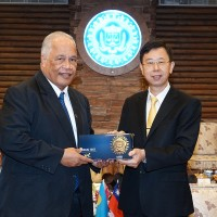 Taiwan donates drug test kits to diplomatic allies