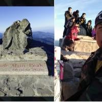 【台灣最高峰施工】揹50公斤英文石碑上下玉山 「高山協作員」松慶輝:機會難得、很有意義