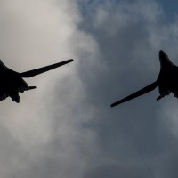 US B-1B bombers, Chinese spy plane spotted to east of Taiwan