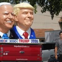 美國總統大選重演2016大驚奇?路透民調透端倪