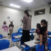 我「寨」這裡零距離 青年海外志工線上教學延續愛