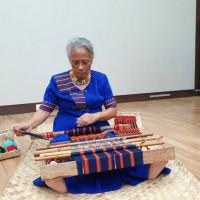 Indigenous weaver certified as Taiwan 'national treasure'